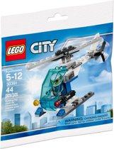LEGO 30351 Politiehelicopter (Polybag)