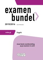 Examenbundel Vmbo gt; Engels; 2015/2016