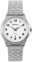 Prisma Dames Edelstaal 5 ATM horloge P.1690