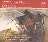 Karol Szymanowski: Symphony Concertante pour piano et orchestre; Aleksander Tansman: Suite pour deux pianos