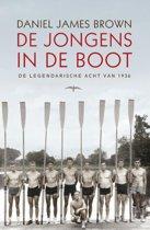 Boek cover De jongens in de boot van Daniel James Brown