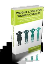 Omslag van 'Weight Loss for Women Over 50'