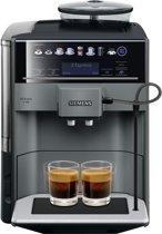 Siemens EQ6 Plus TE651209RW  - Espressomachine - Mat Grijs
