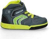 Geox Grijze Sneakers met Lichtjes