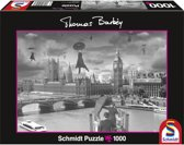 Schmidt puzzel Blown away 1000 stukjes