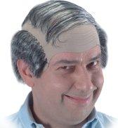 """Kaal hoofd pruik - Verkleedpruik - One size"""