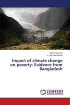Impact of Climate Change on Poverty