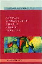 Ethical Management for the Public Services
