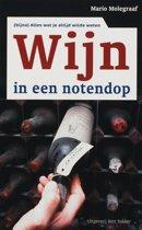 Wijn In Een Notendop