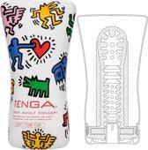 Tenga Keith Haring Soft Tube Cup - Mastrubator