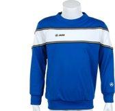Jako Sweater Player - Sporttrui - Kinderen - Maat 116 - Royal Blue;White
