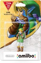 amiibo Legend of Zelda Collection Link (Ocarina of Time)