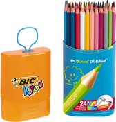 Bic Kids Durable Pack Evolution, 24st.