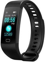 Optible D1 | Stappenteller | Activity Tracker | Android & iOS | Hartslagmeter | Bloeddrukmeter | Saturatiemeter | Calorieteller | Waterdicht | Afstandsmeting | Blauw