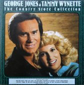 George Jones & Tammy Wynette ‎– The Country Store Collection