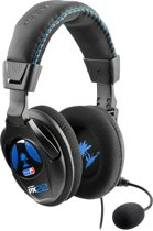 Turtle Beach Ear Force PX22 Wired Stereo MLG Gaming Headset - Zwart (PS3 + Xbox 360 + PC + Mac + Mobile)