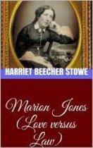Marion Jones (Love versus Law)