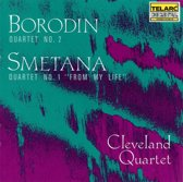 Borodin, Smetana: String Quartets / Cleveland Quartet