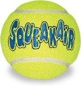 Kong Air Squacker Tennisbal - Hondenspeelgoed - Geel - M - Ø7,1 cm