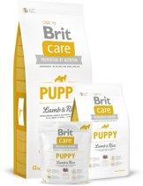 Brit care Puppy Lam&Rijst Hypo-allergeen - 12kg