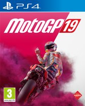 Cover van de game MotoGP 19 PS4