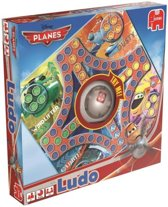 Disney Planes Pop-it Game Ludo - Kinderspel