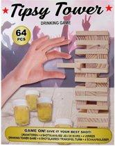 Drankspel Tipsy Tower / Jenga