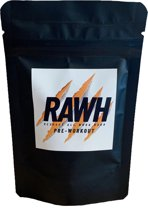 RAWH pre workout kauwtablet Citrus-Watermeloen