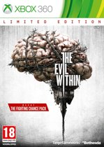 The Evil Within Limited Edition Xbox 360