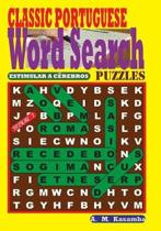Classic Portuguese Word Search Puzzles. Vol. 2