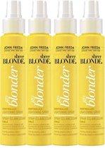 John Frieda Sheer Blonde Go Blonder Controlled Lightening Spray Voordeelverpakking