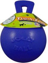 Jolly Ball Tug-n-Toss - Medium (6 inch) 15 cm blauw