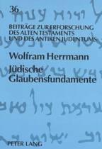 Juedische Glaubensfundamente
