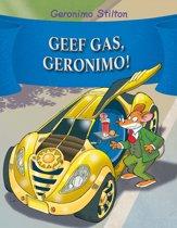 Geronimo Stilton - Geef gas, Geronimo!