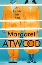 Boek cover Als laatste het hart van Margaret Atwood (Paperback)