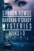 Barbara O'Grady Mysteries Box Set, Books 1-3