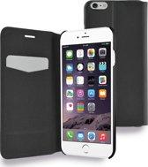 Azuri booklet ultra dun met staanfunctie - Apple iPhone 6 Plus - zwart