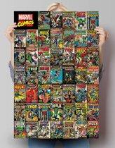 Marvel Avengers  - Poster 61 x 91.5 cm