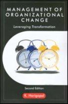 Management of Organizational Change