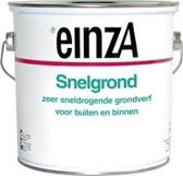 Einza Snelgrond Grijs 750 ml