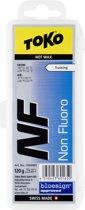 Toko Ski/Snowboard Wax - Hot Wax - No Fluor - -10 ᵒC tot -30 ᵒC - Warm - 120 gram