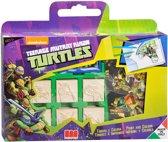 Turtles Stempels 7 stuks