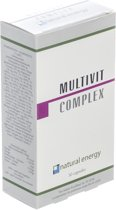 Multivit Complex Natural Energy 30 Capsules