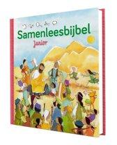 Boek cover Samenleesbijbel Junior van Corien Oranje (Hardcover)