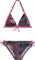 Protest ROYCE TD Triangle Bikini Meisjes - True Black - Maat 98