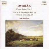 Dvorak: Piano Trios Vol 2 / Joachim Trio