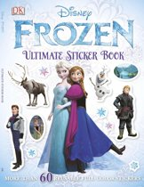 Disney Frozen: Ultimate Sticker Book