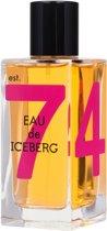 Iceberg Wild Rose Vrouwen 100ml eau de parfum