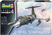 Revell set F-104 G Starfighter