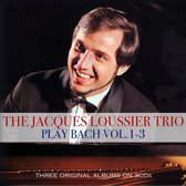Jacques Loussier Trio - Play Bach Vol. 1-3